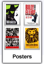 Broadway Posters 1