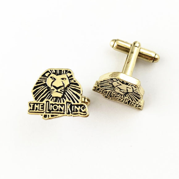 The Lion King Cufflinks