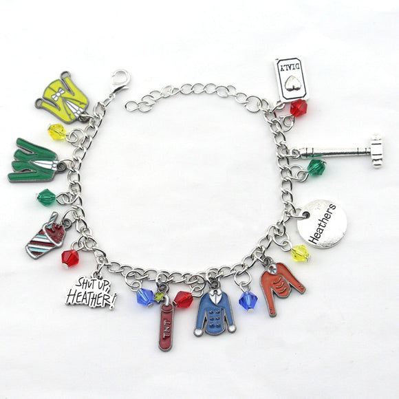 Broadway Heather Bracelet