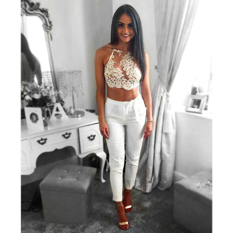 handmade lace luxury mesh sequin embellished embroidered celebrity bralet crop top black and gold snow white disney on ice