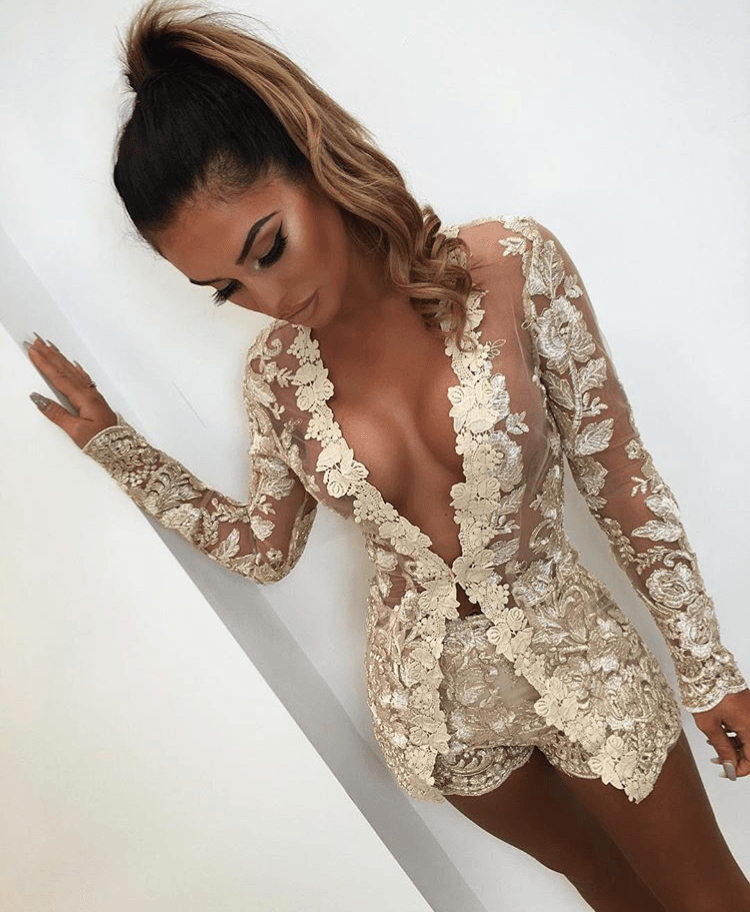 Stardust LILIPEARL gold blazer & shorts co ord 2 piece set  - LiLiPearl - LiLiPearlUK - Handmade luxury dragon satin chinese unique womens clothing lace mesh prom dress festival crop top sequin bodychain dolls kill depop shopify silkfred chelsea pearl li bralet lili pearl