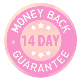 Image of 14 Day Money-Back Guarantee