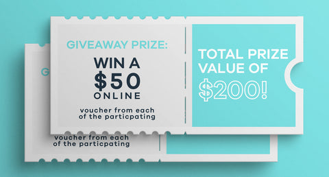 WIN 1 of 4 $200 gift cards