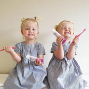 GRRR-IN! Kids Bio Toothbrush - 2 Pack - Grin Natural Products