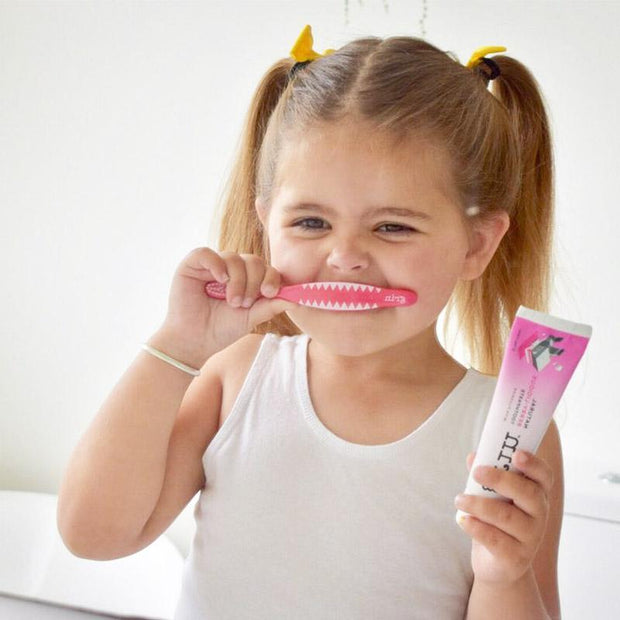 Grin Kids' Natural Fluoride-free Toothpaste Twin Pack - Grin Natural Products