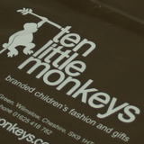 Ten Little Monkes