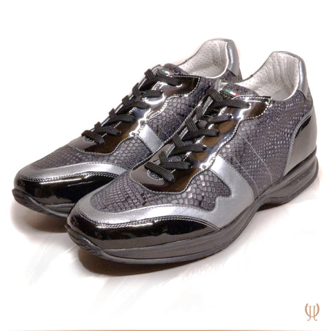 DonaDeo Sneaker Regal Black