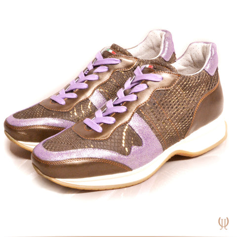 DonaDeo Sneaker Regal Brown