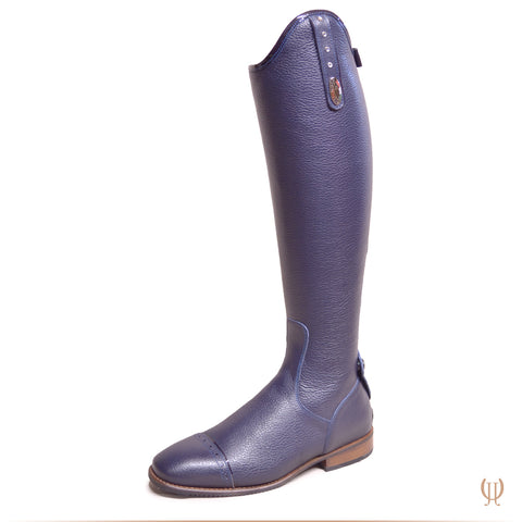 DeNiro Julietta Blue Navy Patent