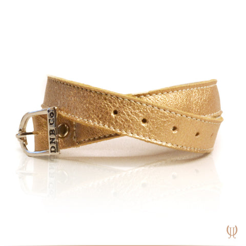 Luxury Gold Spur Straps