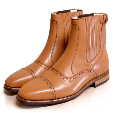 DonaDeo Yard Boots Oxford 527
