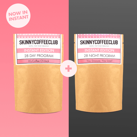 Official Skinny Coffee Club 50 Off Over 30 Today Code