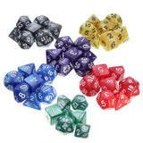 D&D Classic Dice Set (7 Pieces) - Muse Raven - Dream Out Loud