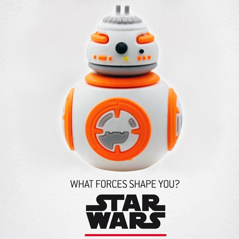 Star Wars BB-8 USB Flash Drive - Muse Raven - Dream Out Loud