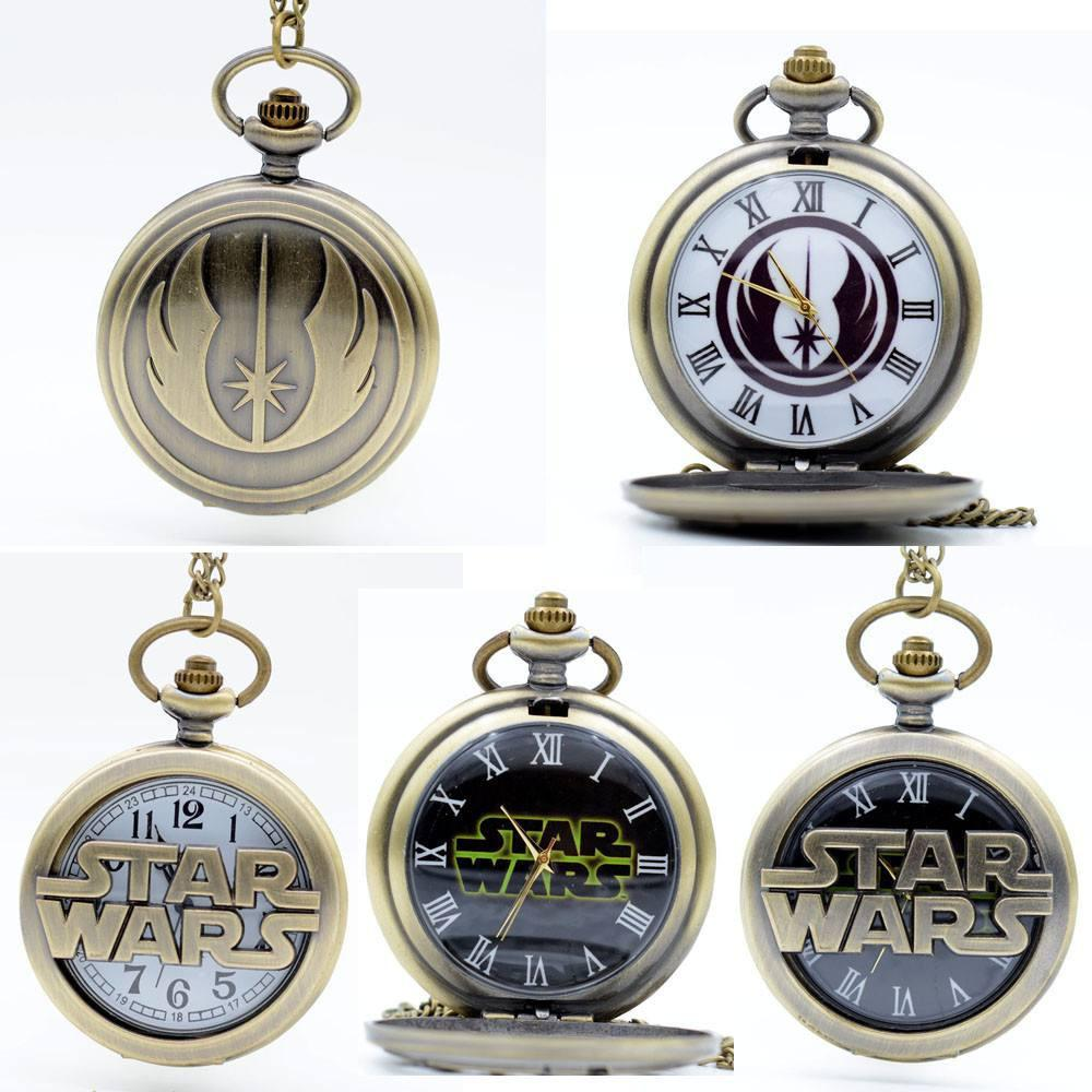 Star Wars Pocket Watch - Muse Raven - Dream Out Loud