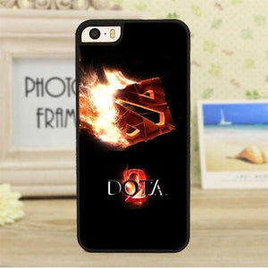 DOTA 2 Artistic Phone Case - The Dragon Shop - Geek Culture