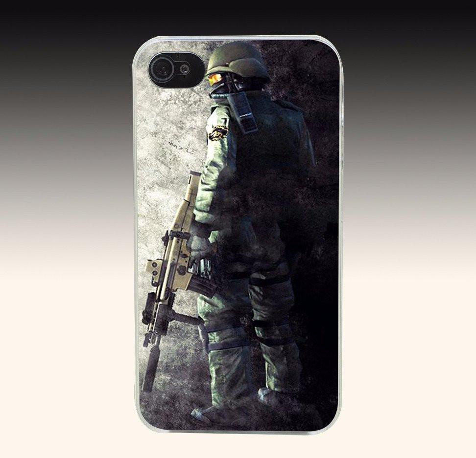 Counter-Strike Artistic iPhone Case - The Dragon Shop - Geek Culture