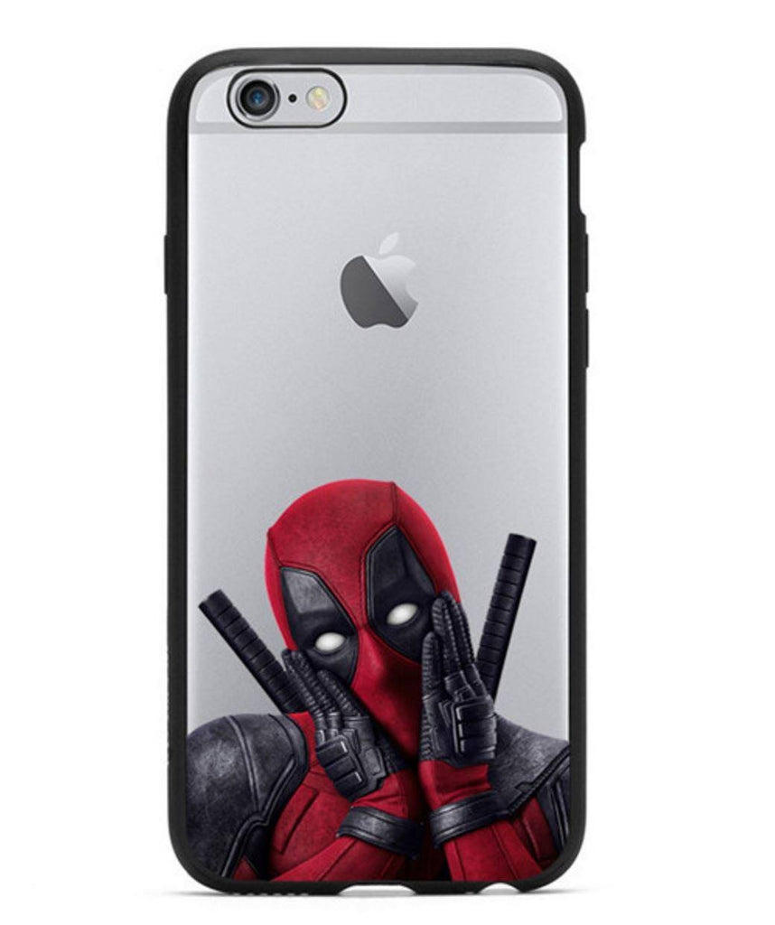 Deadpool Maximum Effort iPhone Case - The Dragon Shop - Geek Culture