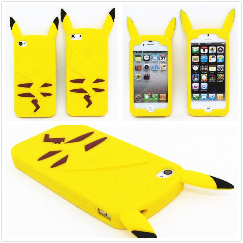 Pokémon Pikachu iPhone Case - The Dragon Shop - Geek Culture