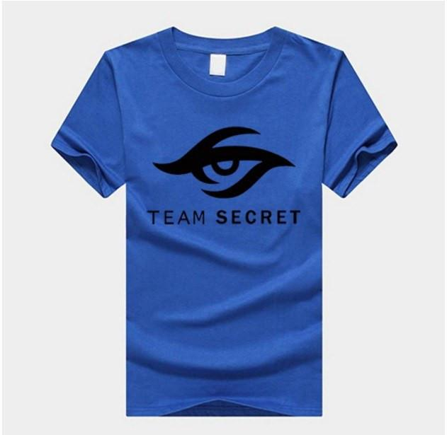 DOTA 2 Team Secret T-Shirt - Muse Raven - Dream Out Loud