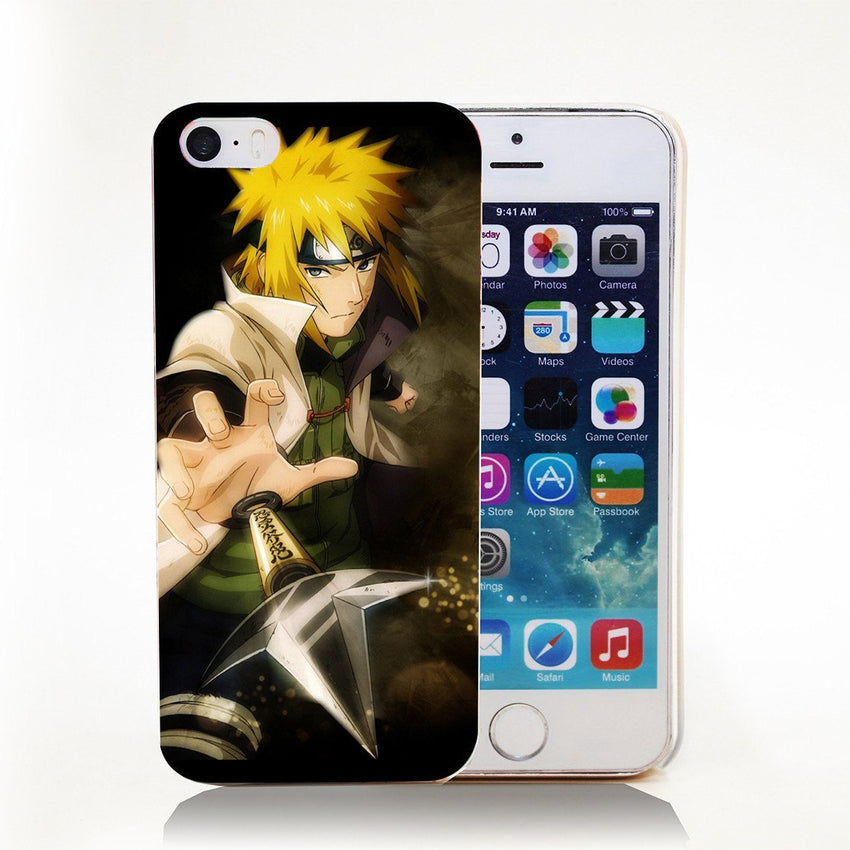 Naruto Minato iPhone Case - The Dragon Shop - Geek Culture