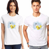 Pokemon Electric Charge T-Shirt - The Dragon Shop - Geek Culture