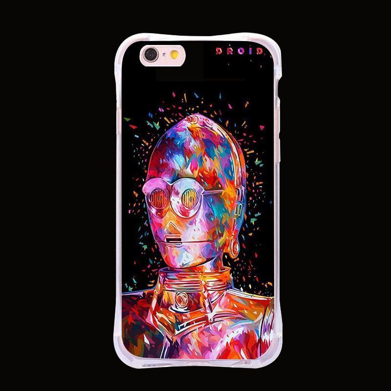 Star Wars Artistic iPhone Case - Muse Raven - Dream Out Loud