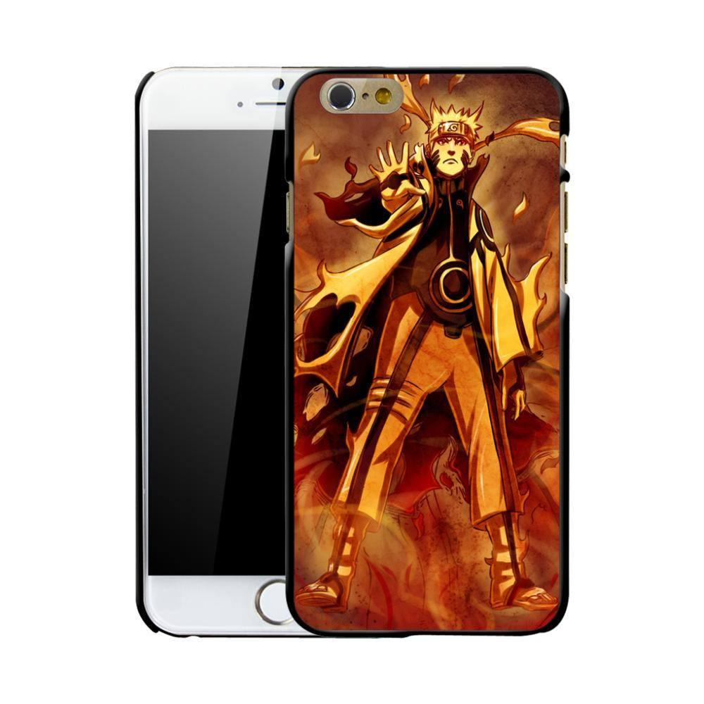 Naruto Artistic iPhone Case - The Dragon Shop - Geek Culture