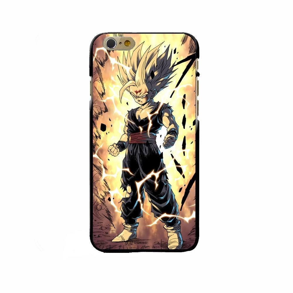 DBZ Super Saiyan Gohan iPhone Case - The Dragon Shop - Geek Culture