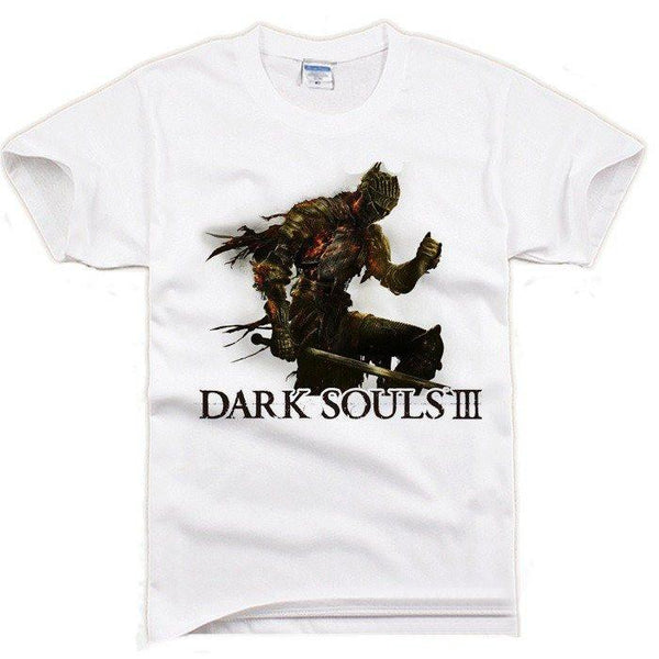 DS III T-Shirt - The Dragon Shop - Geek Culture