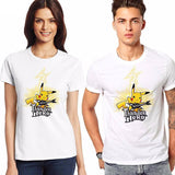 Pokemon Thunder Hero T-Shirt - Muse Raven - Dream Out Loud
