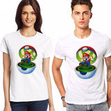 Pokemon Mario-Ball T-Shirt - The Dragon Shop - Geek Culture