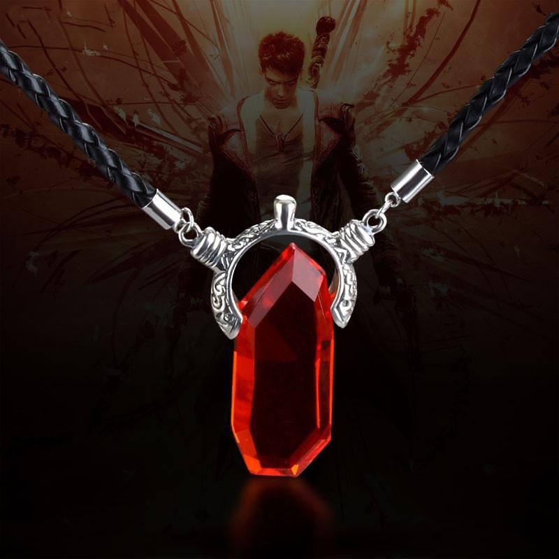Devil May Cry Perfect Amulet - The Dragon Shop - Geek Culture