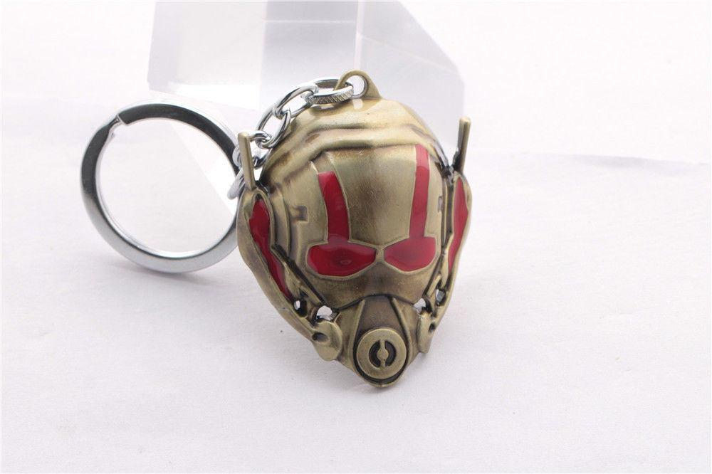 Ant Man Mask Key Chain - The Dragon Shop - Geek Culture