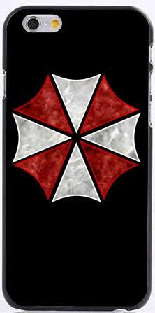 Resident Evil Artistic iPhone Case - The Dragon Shop - Geek Fashion