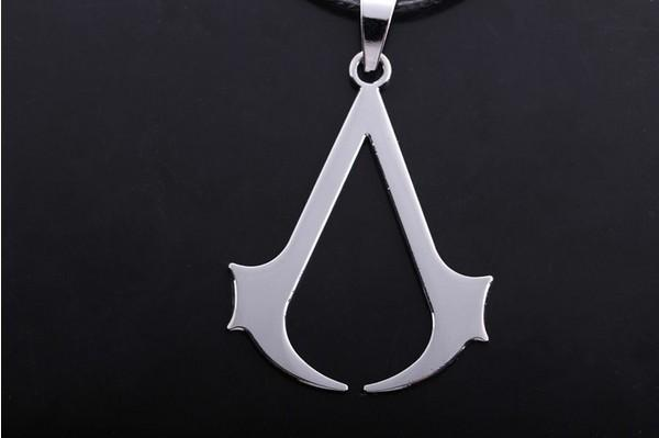 Assassins Creed Necklace - The Dragon Shop - Geek Culture