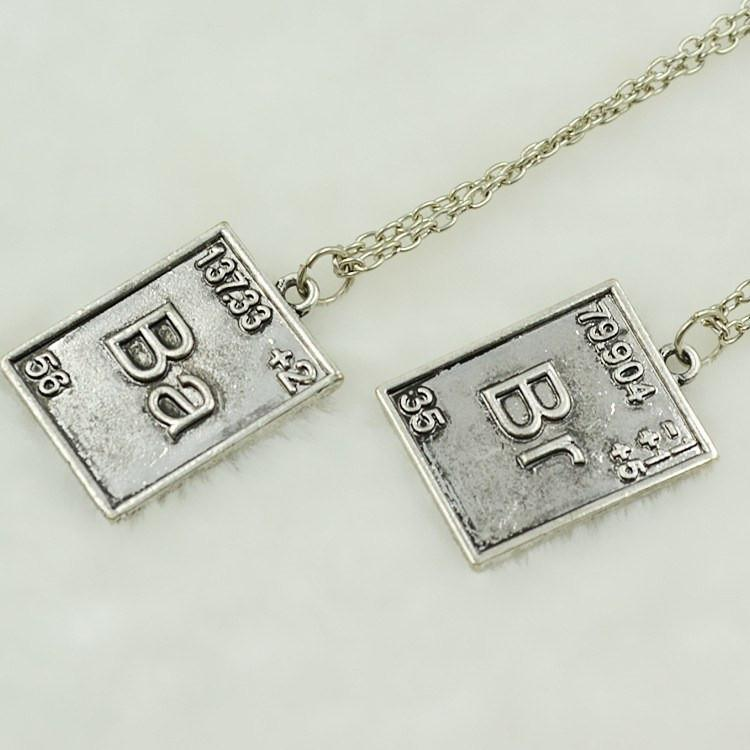 Breaking Bad Necklace - The Dragon Shop - Geek Culture