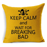 Breaking Bad Pillow Case