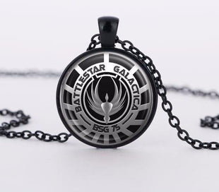 BSG 75 Necklace - The Dragon Shop - Geek Culture
