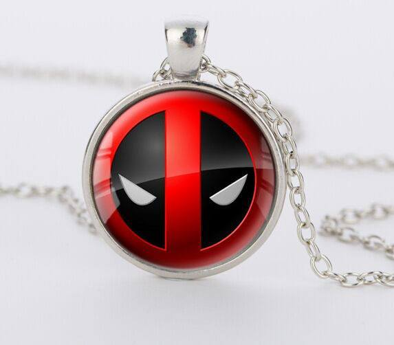 Deadpool Maximum Effort Necklace - The Dragon Shop - Geek Culture
