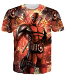 Deadpool Maximum Effort T-Shirt - The Dragon Shop - Geek Culture