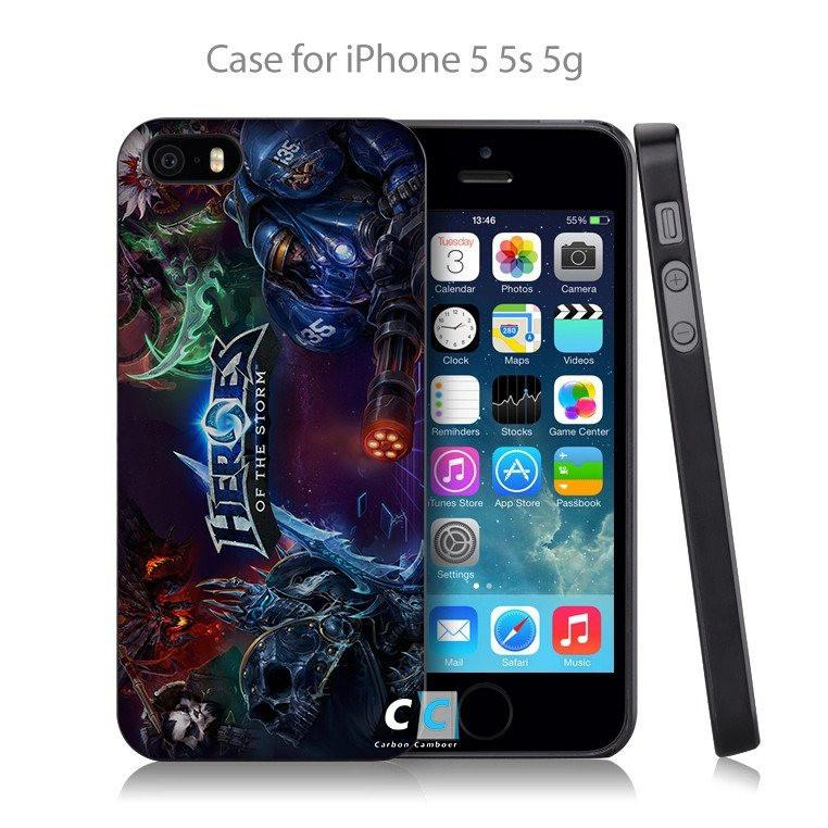 Heroes of The Storm iPhone Case - The Dragon Shop - Geek Culture