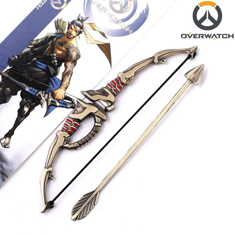 Overwatch Hanzo's Bow - The Dragon Shop - Geek Culture