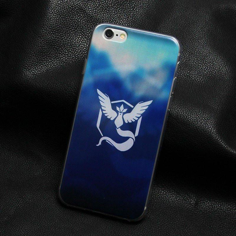 Pokemon Go Teams iPhone Case