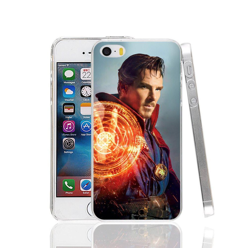 Doctor Strange Portrait iPhone Case - The Dragon Shop - Geek Culture