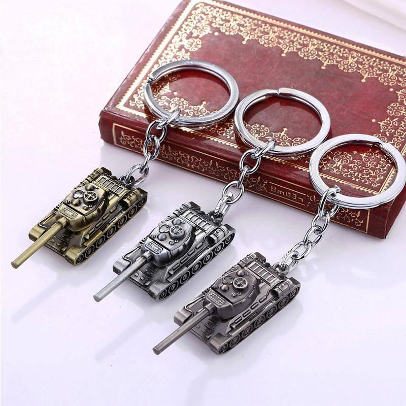 World of Tanks Steel Tank Keychain - Muse Raven - Dream Out Loud