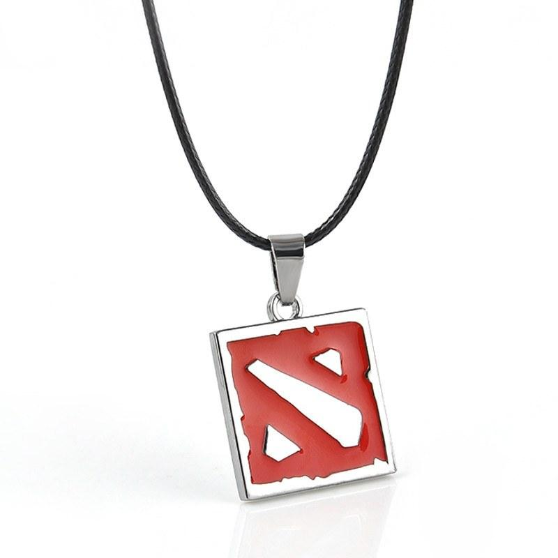 DOTA 2 Necklace - The Dragon Shop - Geek Culture