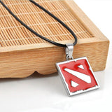 DOTA 2 Steel Necklace - The Dragon Shop - Geek Culture