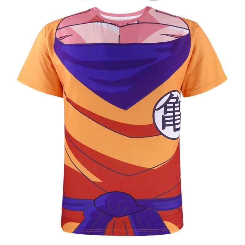 Dragon Ball Z Goku T-Shirt - The Dragon Shop - Geek Culture