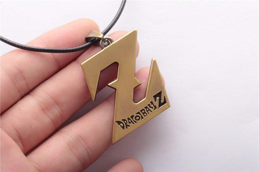 Dragon Ball Z Necklace - The Dragon Shop - Geek Culture